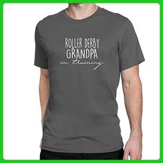 Site Athletics Roller Derby grandpa in training T-Shirt - Relatives and family shirts (*Amazon Partner-Link)