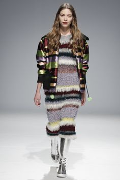 Andreeva Kiev Fall 2016 Collection Photos - Vogue
