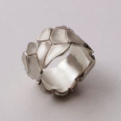 Sterling Silver Ring by Doron Merav