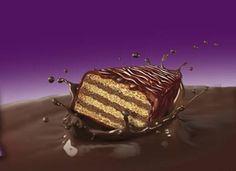 Fresco, Microsoft Office 365, Pistachio Butter, Dessert Drinks, Desserts, Chibi Food, Food Drawing, Candy Recipes, Chocolates
