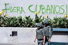 ¿En peligro real los colaboradores cubanos en Venezuela? – The Bosch's Blog