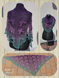 Ravelry: Tagpfauenauge (Peacock Butterfly) pattern by Jennifer Ruschinski
