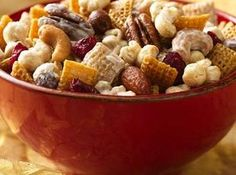 Caramel Corn Chex® Mix Recipe