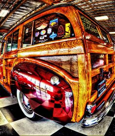Woody Wagon...Brought to you by #House of #Insurance in #Eugene 97401