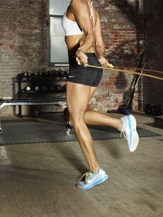 skip yourself thin workout