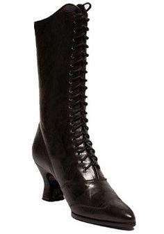 Women's Victorian Boots