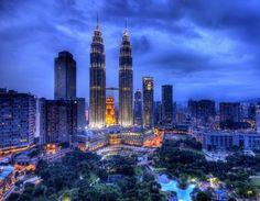 Skylines de ciudades (© Getty Images)Kuala Lumpur