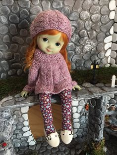 My MDCC 2016 Special Event Doll: Peppermint Annie by NikkiBritt...my personal doll collection
