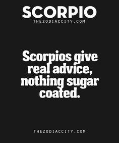 Zodiac Scorpio Facts | TheZodiacCity                                                                                                                                                     More