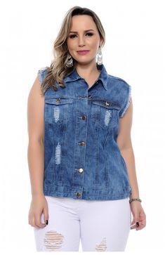 b8dbcf157 82 melhores imagens de Tudo em Jeans Plus Size