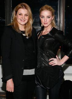 Hollywood Actress Amber Heard