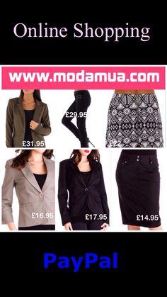 Unique ladies fashion from MODAmua.com  Exchanges