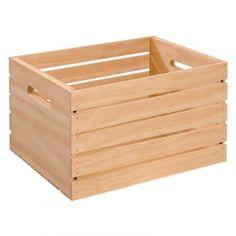 Adeptus Wooden Crate
