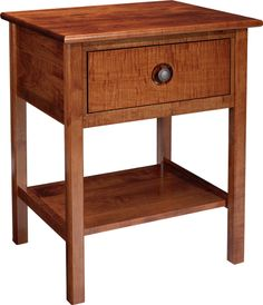 Chesapeaka Collection – 1 Drawer Nightstand