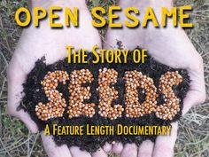 """Powerful Organic Seed Documentary Now Available Online """"The film, which depicts … - Modern Documentary Now, Genetically Modified Food, Inspirational Blogs, Seeds Online, Gluten Free Living, Getting Fired, Organic Seeds, Keeping Healthy, Film Review"""
