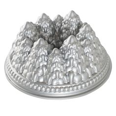 Pine Forest (Holiday Tree) Cake Tin - Platinum Series - by Nordic Ware - for Bundt and other cakes: Amazon.co.uk: Kitchen & Home