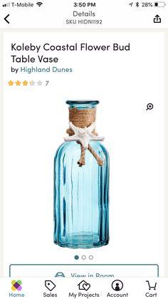 Summer Mantle Decor, Perfume Bottles, Vase, Perfume Bottle, Flower Vases, Vases, Flowers Vase, Jars
