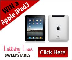 You won a free iPad3! I hope you all enjoy this Pinterest sponsored giveaway.