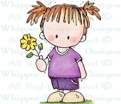 Riley - Children - Rubber Stamps - Shop