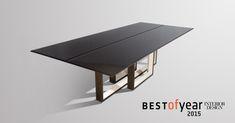 Volpi Dining Table by Louis Kazan » Retail Design Blog