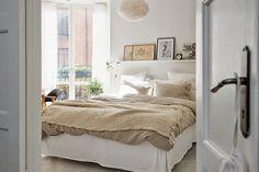Un apartamento con una habitación que enamora | Decoración