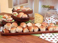Recetas | Pancitos de queso | Utilisima.com