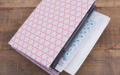 W tym tutorialu pokażemy Ci, jak zrobić własny papierowy organizer.