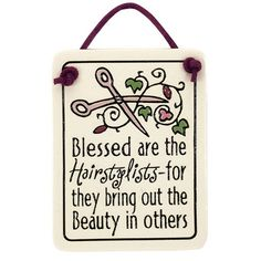 Very true, #hairdressing #tile #quote