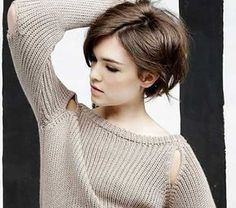 Hairstyles for Girls Short Hair   Latest Bob HairStyles   Page 5