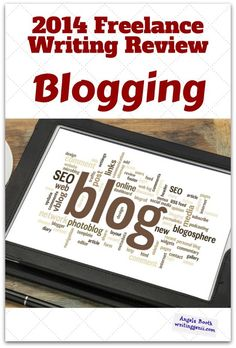 Let's start our 2014 freelance writing review looking at blogging. Blogging's hot, and set to become even hotter in 2015: http://www.fabfreelancewriting.com/blog/2014/11/28/2014-freelance-writing-review-blogging/ #writing #blogging