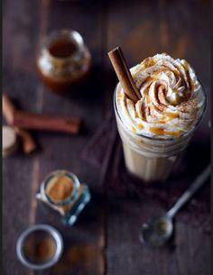Les meilleures boissons chaudes de l hiver Cafe latte epicé au potiron