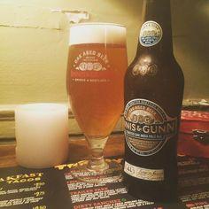 Toasted Oak IPA by Innis & Gunn  Enjoyed this malty pale on a cozy night last fall :) #innisandgunn #englishipa  #craftbeer #craftbeerporn #beer #beerstagram #beertography #instabeer #beernerd #beerpic #fanaticbeer #beerme #goodbeer #thebeergame #goodbeerhunting #beergasm #iheartbeer #craftnotcrap #untappd #beer_community #craftbeer