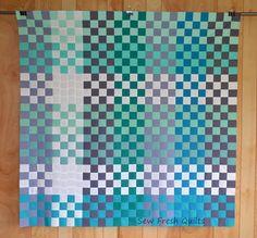 St. Louis 16 Patch quilt block tutorial