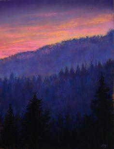 Landscapes - The Art of SusanJenkins