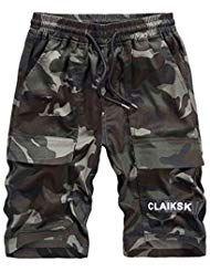 cfac6d167eb4aa Binggong Kurze Hosen Herren Sommer Cargo Shorts Comfort Männer Mountain  Short Baumwolle Bermuda Vintage SweatshortsSportswear Fitness