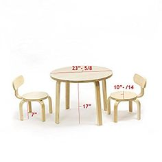 Home Decorators Collection | Kids Table and Chair Set Svan Play with ...