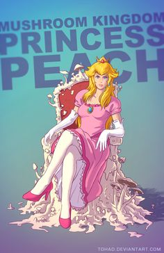 Mario is missing peachs untold tale game