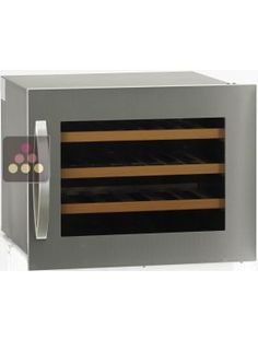 Single temperature built in wine service cabinet, My Wine Cabinet: expert site in wine cabinets from 6 to 6000 bottles. All types of wine cabinet: aging, single-temperature storage, those that can be fitted multi-temperature. or for wine service Types Of Wine, Wine Cabinets, Old Models, Floating Nightstand, Building, Home Decor, Wine Types, Floating Headboard, Buildings