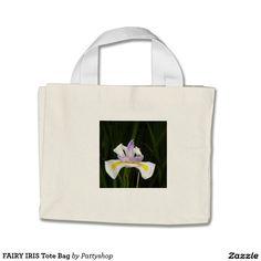 FAIRY IRIS Tote Bag