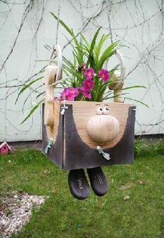 unusual yard landscaping ideas