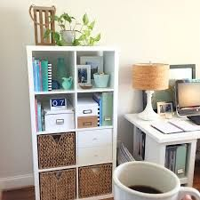 Image result for kallax in home office