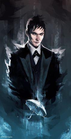 The Penguin by AkiMao (Gotham)