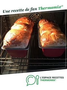 MA BRIOCHE WHO DECHIRE by abrikke. A fan recipe to find in the Breads & Viennoiseries category on www.espace-recett …, by Thermomix®. Thermomix Bread, Thermomix Desserts, Dessert Recipes, Bread Cake, Flan, Granola, Coco, Brunch, Pastries