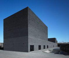 Projekt: Primary Substation  Architekten: Nord Architecture, Alan Pert, Glasgow  Fertigstellung: Januar 2010