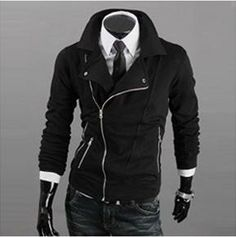 Buy 'WIZIKOREA – Asymmetric Zip Jacket' with Free International Shipping at YesStyle.com. Browse and shop for thousands of Asian fashion items from South Korea and more!