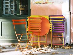 Bistro Chair by Fermob