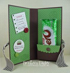 Chocolate Wrapper - bjl