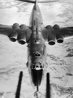 "apostlesofmercy: "" A Soviet Myasishchev M-4 Molot (Hammer, in Russian) - NATO code-name 'Bison' - refueling in mid-air, circa early 1960s. First flying in 1953, like their American peer the B-52, traces of Second World War lineage persisted in the..."