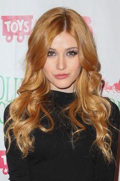 Katherine McNamara, the new Clary