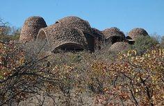 peter rich architects: mapungubwe interpretation center, south africa | designboom
